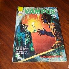 Cómics: VAMPUS 46 MUY BUEN ESTADO GARBO. Lote 91322124