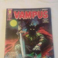 Cómics: VAMPUS N° 48 EDITORIAL GARBO EL ESTADO ES NORMAL . Lote 93873330
