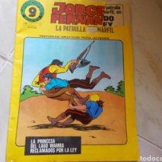 Cómics: JORGE Y FERNANDO. 7. PORTADA RECORTADA.VER FOTOS.. Lote 95753831