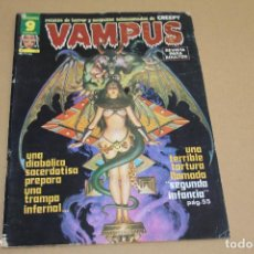 Fumetti: VAMPUS Nº 71, EDITORIAL GARBO. Lote 97242867