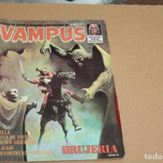 Fumetti: VAMPUS Nº 39, EDITORIAL GARBO. Lote 97243383