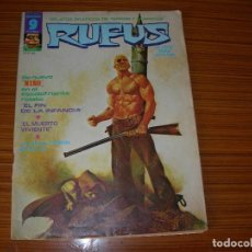 Cómics: RUFUS Nº 30 EDITA GARBO . Lote 98578583