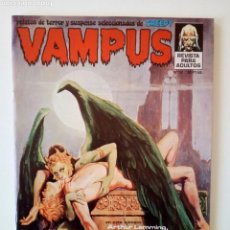 Cómics: VAMPUS # 33 EXCELENTE. COMO NUEVO. Lote 99356680