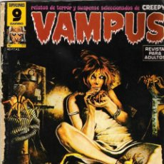Cómics: VAMPUS 77. Lote 101401003