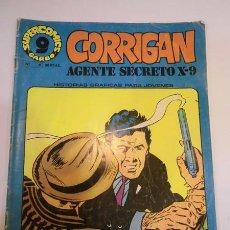 Cómics: CORRIGAN AGENTE SECRETO X-9 - NUM 8 - ED GARBO- 1973. Lote 102565212