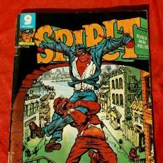 Cómics: SPIRIT - COMIC Nº 9 - GARBO COMICS - EDITORIAL GARBO (AÑO 1973). Lote 103229363