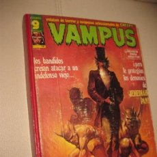 Cómics: TOMO VAMPUS ORIGINAL. Lote 103727175
