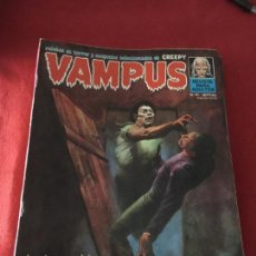 Cómics: VAMPUS NUMERO 41 MUY BUEN ESTADO REF.47. Lote 103880383