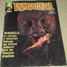 Cómics: VAMPIRELLA Nº 21 GARBO 1973 - BUEN ESTADO. Lote 104034447