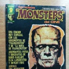 Cómics: FAMOSOS MONSTERS DEL CINE #14. Lote 104198579