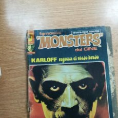 Cómics: FAMOSOS MONSTERS DEL CINE #24. Lote 104198875