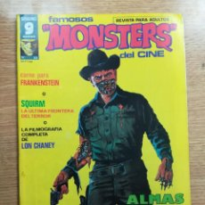 Cómics: FAMOSOS MONSTERS DEL CINE #23. Lote 104199107