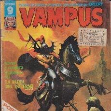 Cómics: COMIC COLECCION VAMPUS Nº 52. Lote 107482395