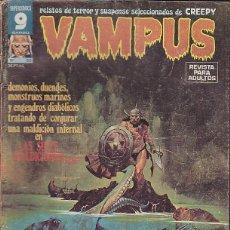 Cómics: COMIC COLECCION VAMPUS Nº 55. Lote 107482871