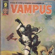 Cómics: COMIC COLECCION VAMPUS Nº 61. Lote 107482919