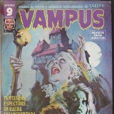 Cómics: COMIC COLECCION VAMPUS Nº 62. Lote 107482991