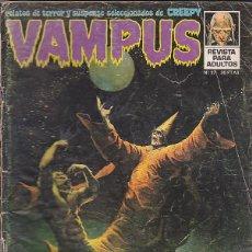Cómics: COMIC COLECCION VAMPUS Nº 37. Lote 107483063