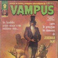 Cómics: COMIC COLECCION VAMPUS Nº 58. Lote 107483335