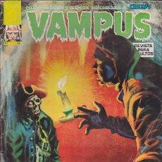 Cómics: COMIC COLECCION VAMPUS Nº 46. Lote 107483767
