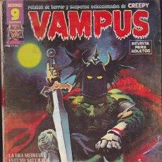 Cómics: COMIC COLECCION VAMPUS Nº 48. Lote 107483815