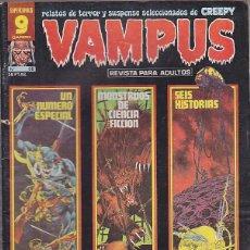 Cómics: COMIC COLECCION VAMPUS Nº 68. Lote 107486235