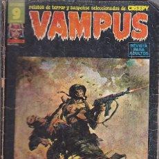 Cómics: COMIC COLECCION VAMPUS Nº 72. Lote 107486355