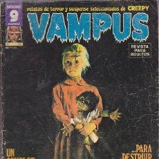 Fumetti: COMIC COLECCION VAMPUS Nº 73. Lote 107486383