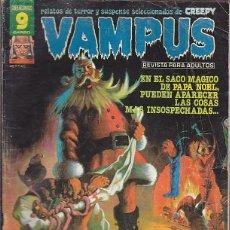 Cómics: COMIC COLECCION VAMPUS Nº 75. Lote 107486439