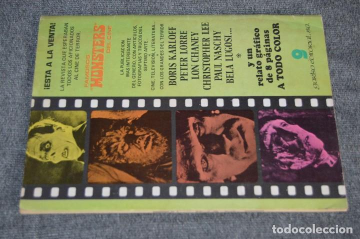 Cómics: LOTE 3 TEBEO / COMIC - VAMPIRELLA 10, 25 Y 29 - REVISA PARA ADULTOS - AÑOS 70 - VINTAGE - HAZ OFERTA - Foto 3 - 107525347