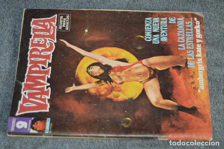 Cómics: LOTE 3 TEBEO / COMIC - VAMPIRELLA 10, 25 Y 29 - REVISA PARA ADULTOS - AÑOS 70 - VINTAGE - HAZ OFERTA - Foto 4 - 107525347