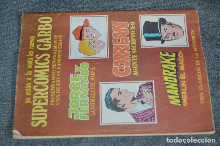 Cómics: LOTE 3 TEBEO / COMIC - VAMPIRELLA 10, 25 Y 29 - REVISA PARA ADULTOS - AÑOS 70 - VINTAGE - HAZ OFERTA - Foto 7 - 107525347