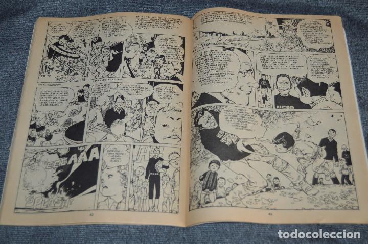 Cómics: LOTE 3 TEBEO / COMIC - VAMPIRELLA 10, 25 Y 29 - REVISA PARA ADULTOS - AÑOS 70 - VINTAGE - HAZ OFERTA - Foto 11 - 107525347