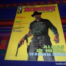 Cómics: FAMOSOS MONSTERS DEL CINE Nº 23 EL PENÚLTIMO. GARBO 1977. 23 PTS. MUY BUEN ESTADO Y RARO.. Lote 108247951