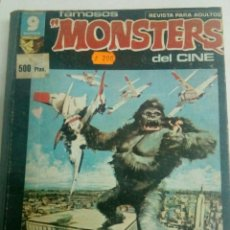 Cómics: FAMOSOS MONSTERS DEL CINE. FASCÍCULOS 21, 8, 9, 11, 15, 16, 17. . Lote 110798087
