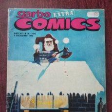 Cómics: GARBO EXTRA COMICS Nº 1075: LA HISTORIETA ESPAÑOLA Y SU PROYECCION INTERNACIONAL (GARBO 1973). Lote 138023294
