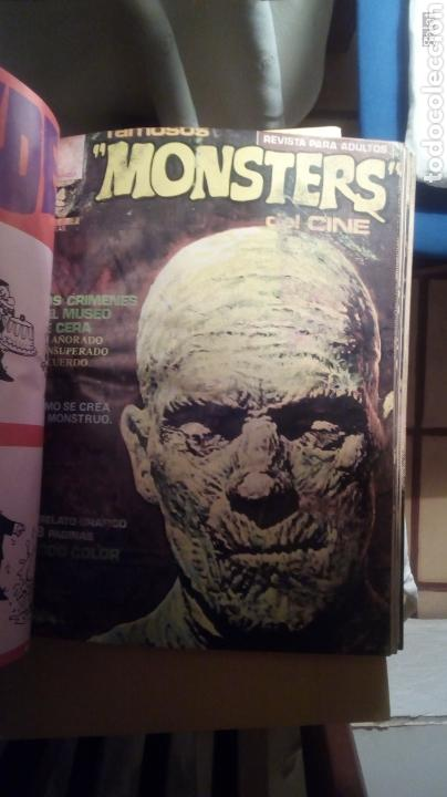Cómics: Famosos monsters del cine - Foto 4 - 113347587
