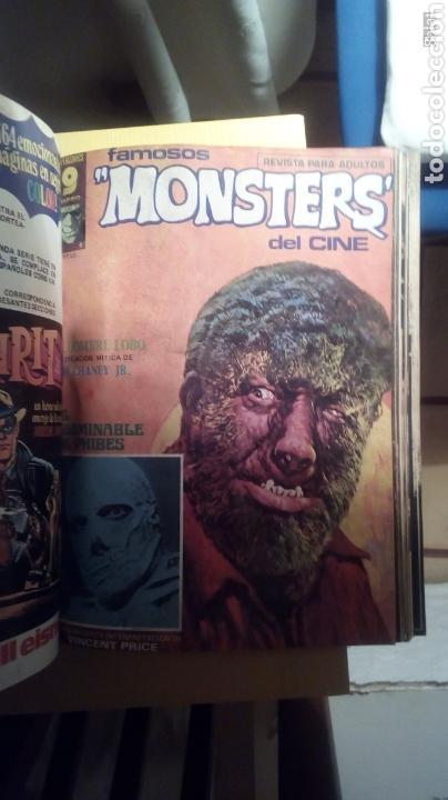 Cómics: Famosos monsters del cine - Foto 5 - 113347587