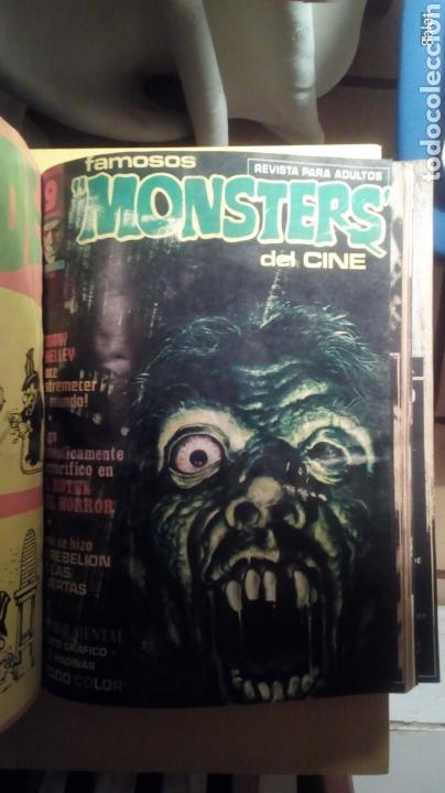 Cómics: Famosos monsters del cine - Foto 6 - 113347587