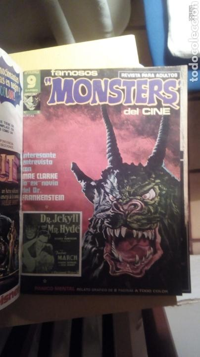 Cómics: Famosos monsters del cine - Foto 7 - 113347587
