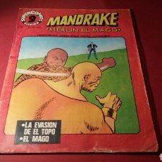 Cómics: MANDRAKE 5 GARBO. Lote 114277743