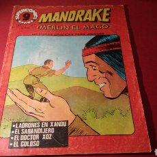 Cómics: MANDRAKE 20 GARBO. Lote 114277910