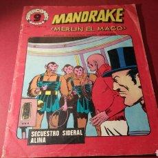Cómics: MANDRAKE 11 GARBO. Lote 114278032