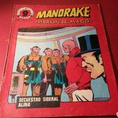 Cómics: MANDRAKE 11 GARBO. Lote 114278352