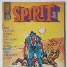 Cómics: SPIRIT #5 (GARBO, 1975) REVISTA. Lote 114940375