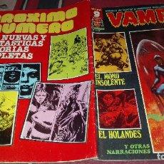 Cómics: VAMPUS Nº76. Lote 115279303