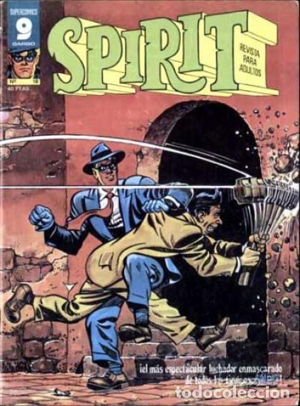 SPIRIT- LA EDICIÓN DEFINITIVA DE LA OBRA DE WILL EISNER- 1976- Nº 18 - BUENO- MUY DIFÍCIL-LEAN-4112 (Tebeos y Comics - Garbo)