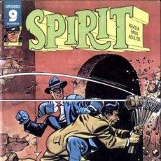Cómics: SPIRIT- LA EDICIÓN DEFINITIVA DE LA OBRA DE WILL EISNER- 1976- Nº 18 - BUENO- MUY DIFÍCIL-LEAN-4112. Lote 227890610