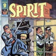 Cómics: SPIRIT-GARBO- Nº 20 -EDICIÓN DEFINITIVA DE LA OBRA DE WILL EISNER-1977-BUENO-MUY DIFÍCIL-LEA-4971. Lote 267092564