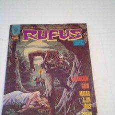 Cómics: RUFUS - EDITORIAL GARBO - NUMERO 29 - CJ 86 - GORBAUD. Lote 120125931