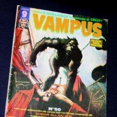 Cómics: VAMPUS 50. Lote 120455367